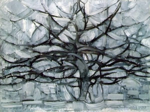Mondrian_gray_tree