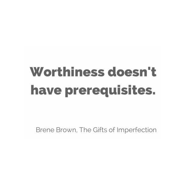 Worthiness